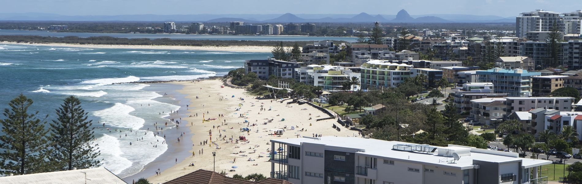 Kings Beach Caloundra Meridian Caloundra Holiday Apartments