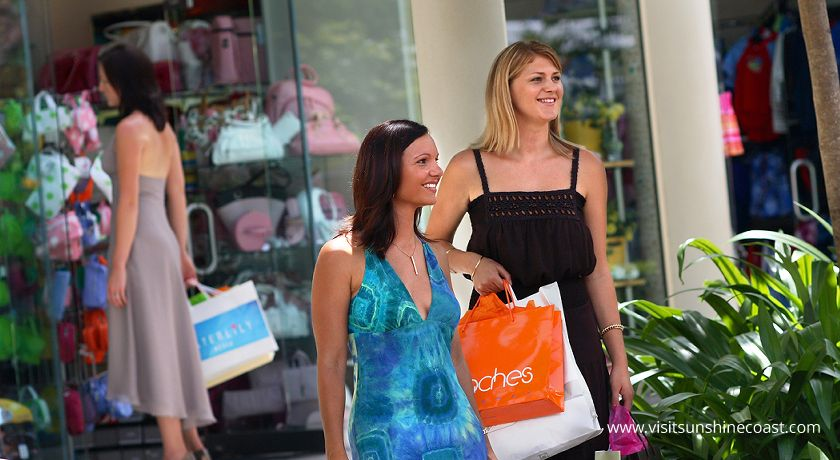 Kings Beach Caloundra Holiday Retail Therapy