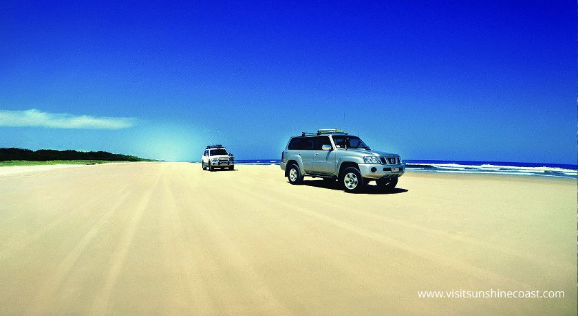 Kings Beach Caloundra Holiday Experience Fraser Island