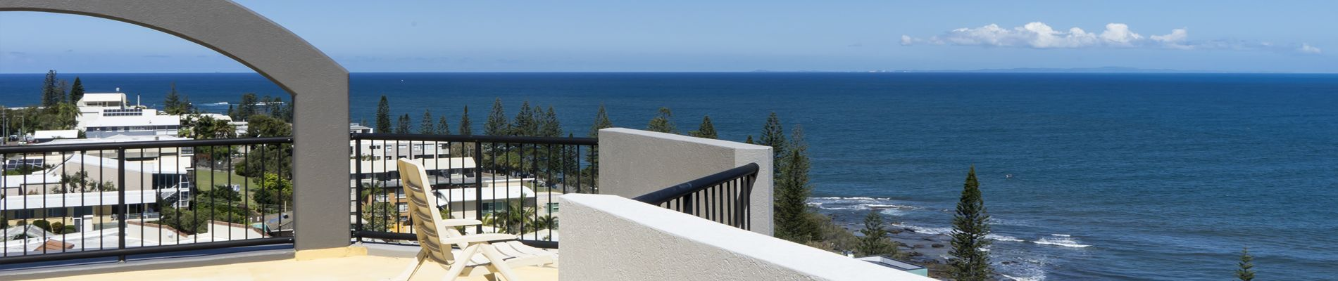 Kings Beach Caloundra Meridian Caloundra Holiday Apartment Location