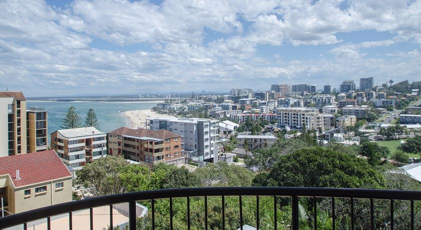 Kings Beach Caloundra Holiday Apartments Ocean View
