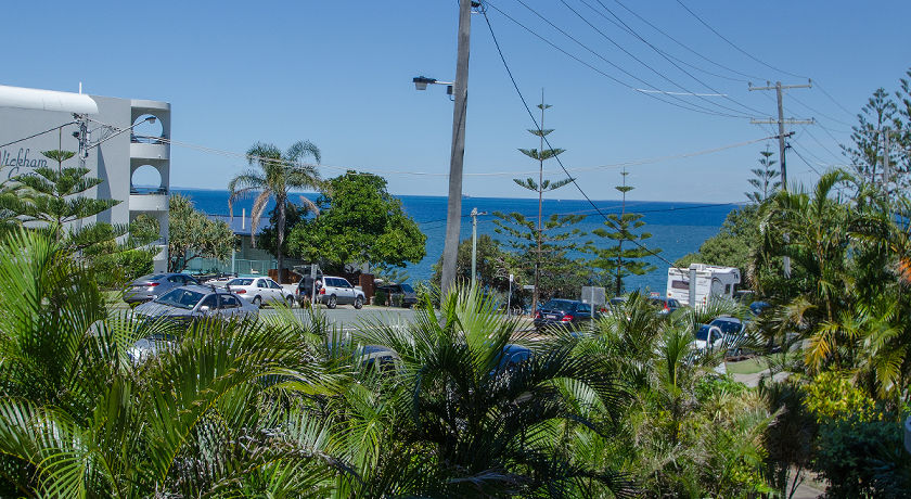 Kings Beach Caloundra Holiday Apartments Ocean Views